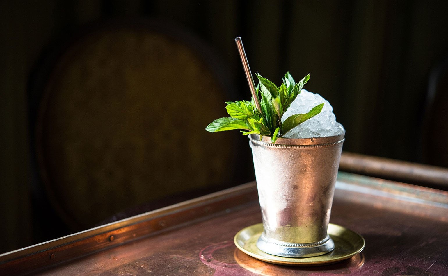 Mint Juleps | food from the earth